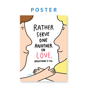 포스터 Poster 05. one another in love