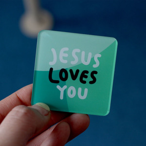 Magnet 자석 07. Jesus loves you