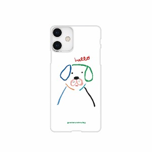 폰케이스 27.Love animal_Hello